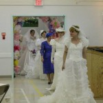 Vintage Bridal Fashion Show